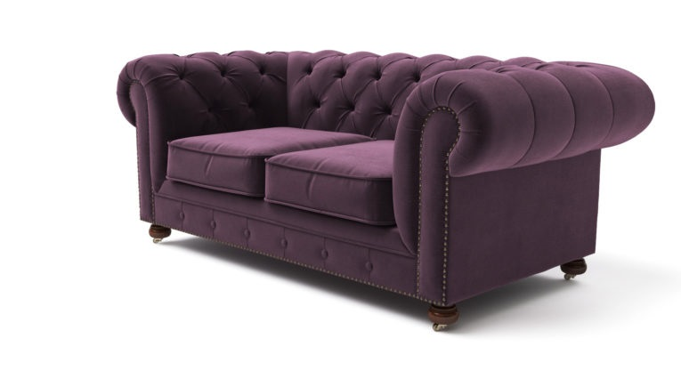 Диван Chesterfield Lux двухместный